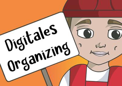 Digitales Organizing