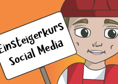 Einsteigerkurs – Social Media für Parteien und Verbände