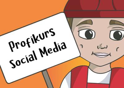 Fortgeschrittenenkurs: Social Media für Verbände und Parteien